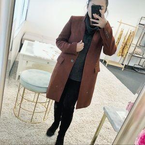 Zara tailored coat